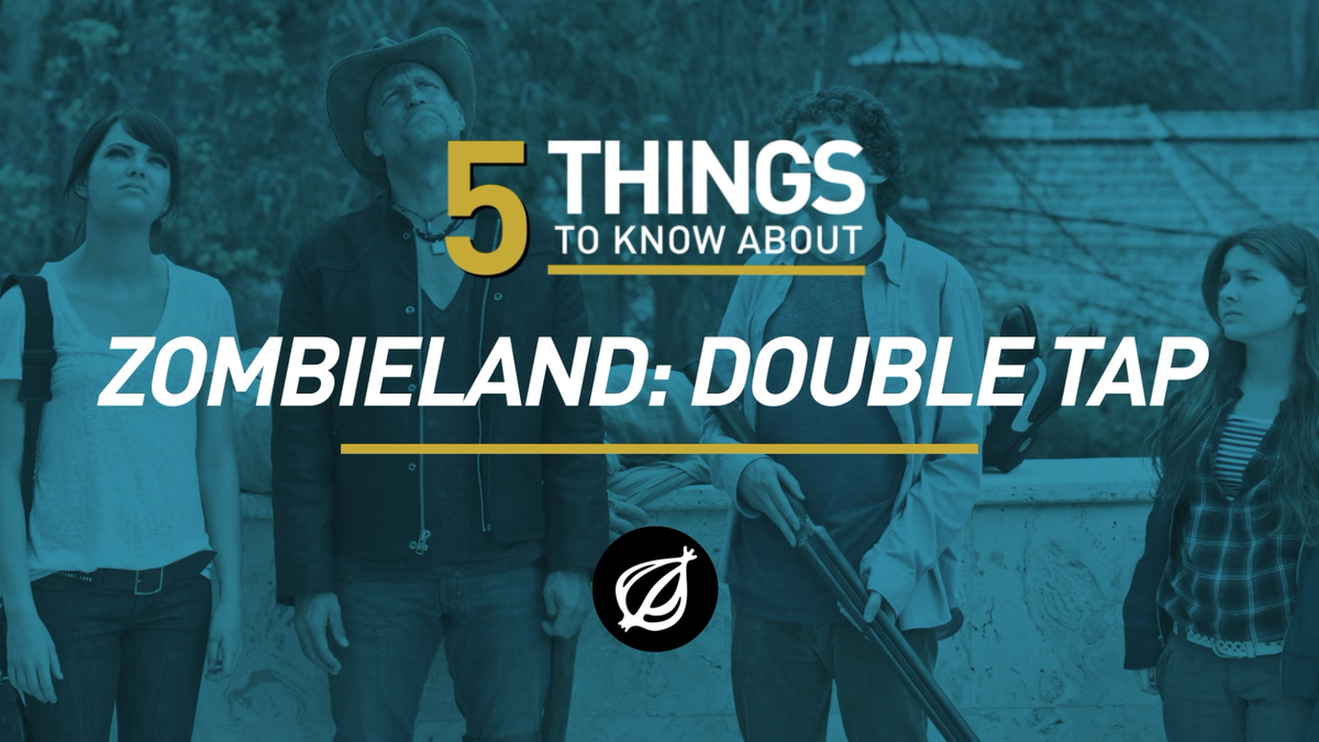 5 Things To Know About 'Zombieland: Double Tap'