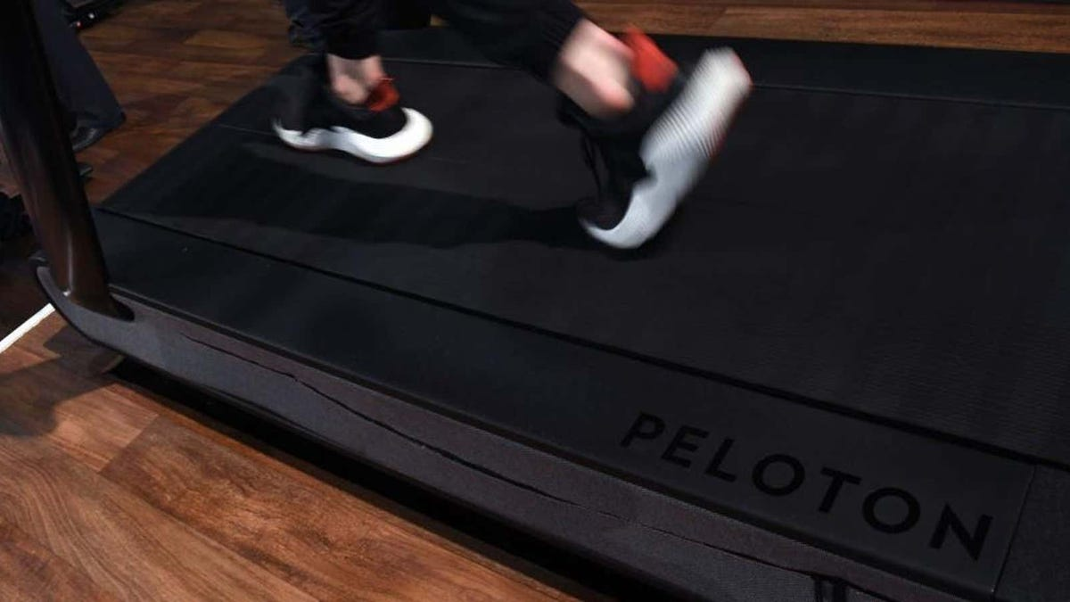 Peloton Tread Owners No Longer Need a Subscription to 'Just Run' thumbnail