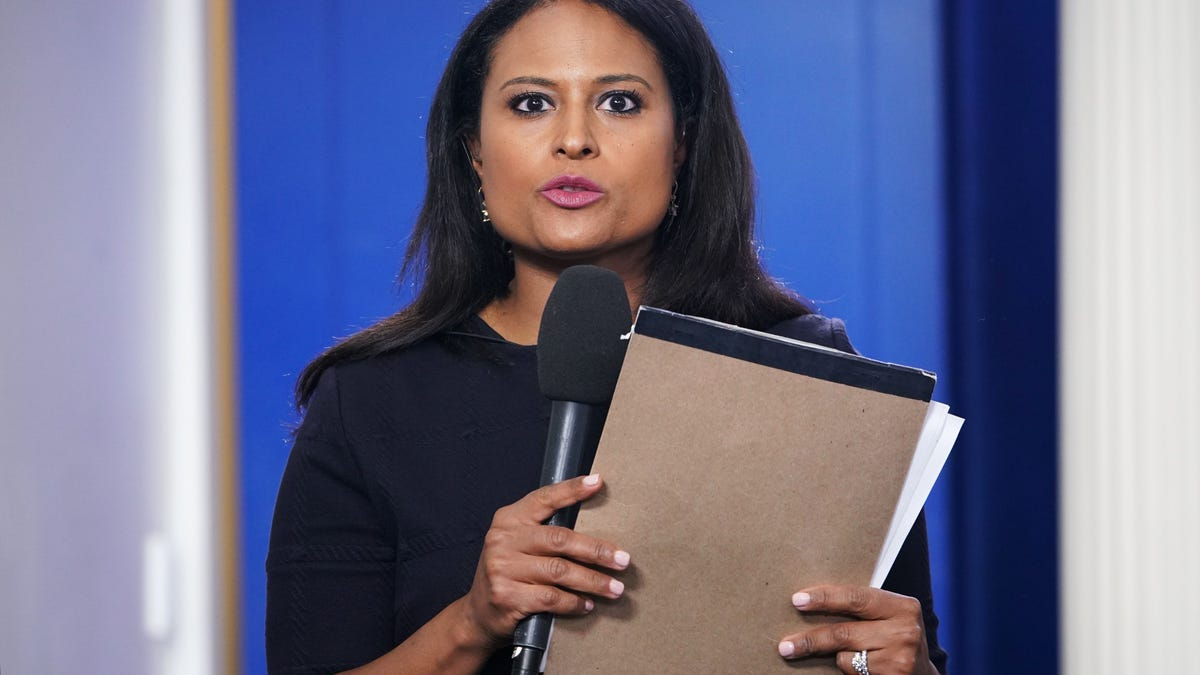 Meet Kristen Welker, the 1st Black Woman to Moderate a Presidential Debate Solo in Almost 30 Years