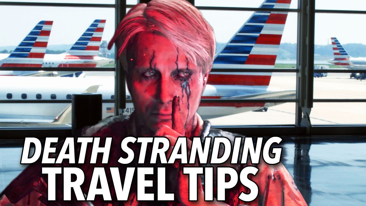 How To Travel Smart, With Tips From Special Guest Death Stranding