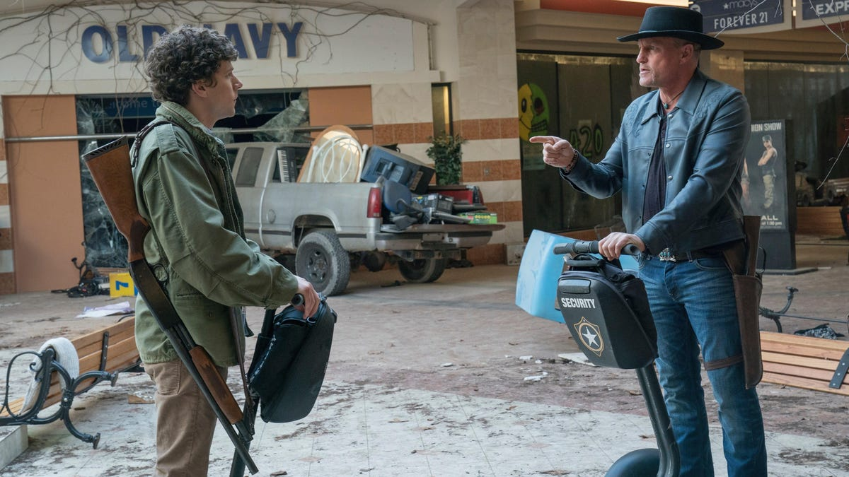 10 years in the making, Zombieland: Double Tap is just overkill