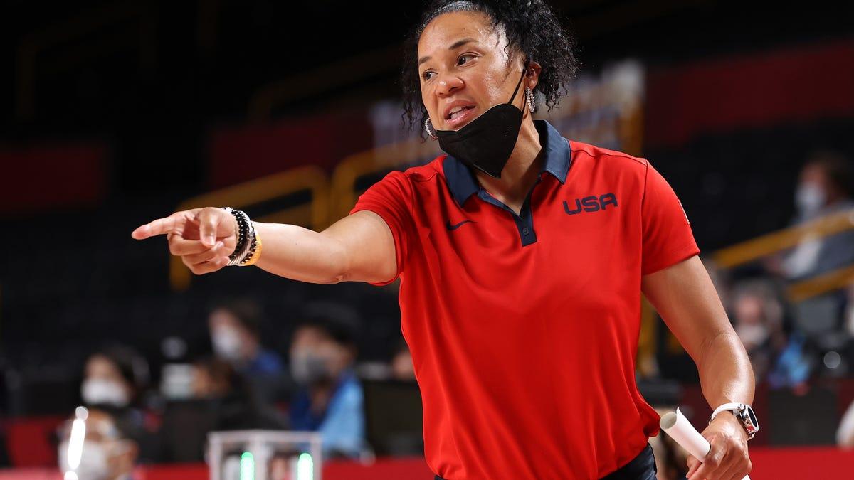 Cut the Check: Dawn Staley Joins UConn's Geno Auriemma as the NCAA's Highest-Paid Woman's Coach