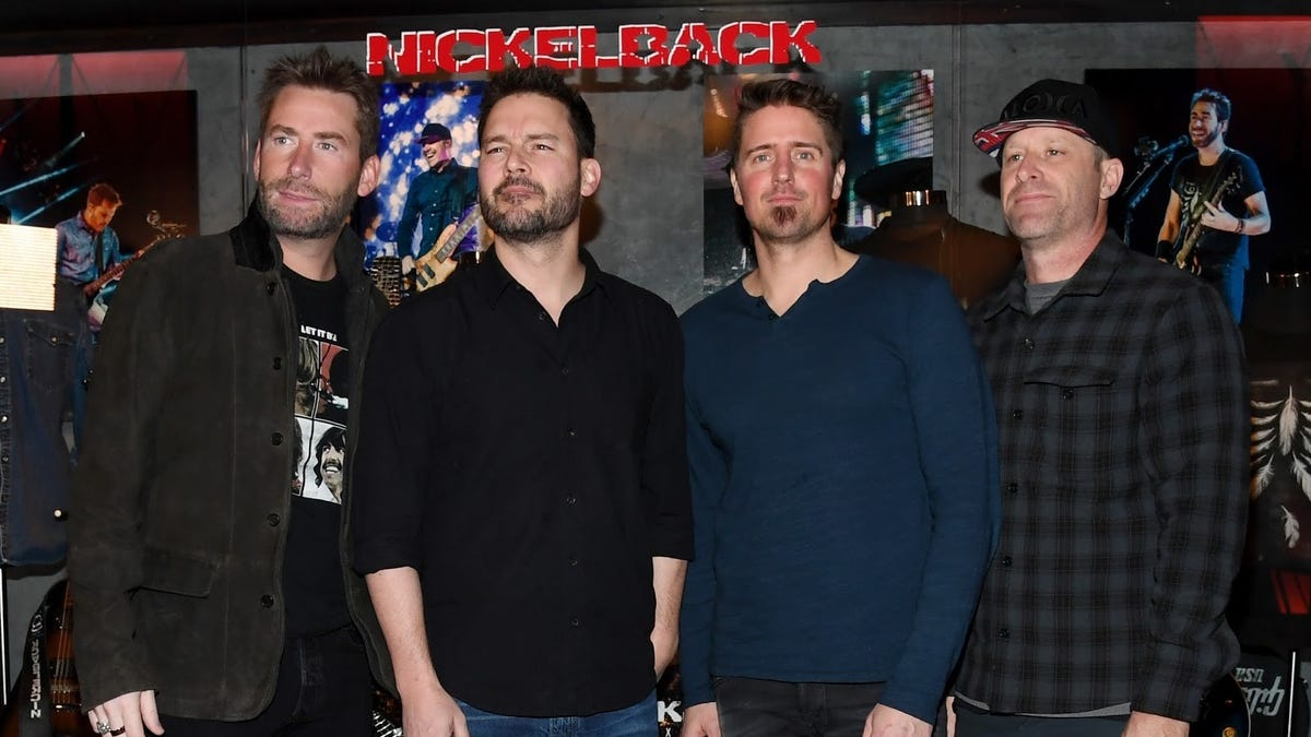 Nickelback celebration should make Habs your least favorite team, if they weren't already
