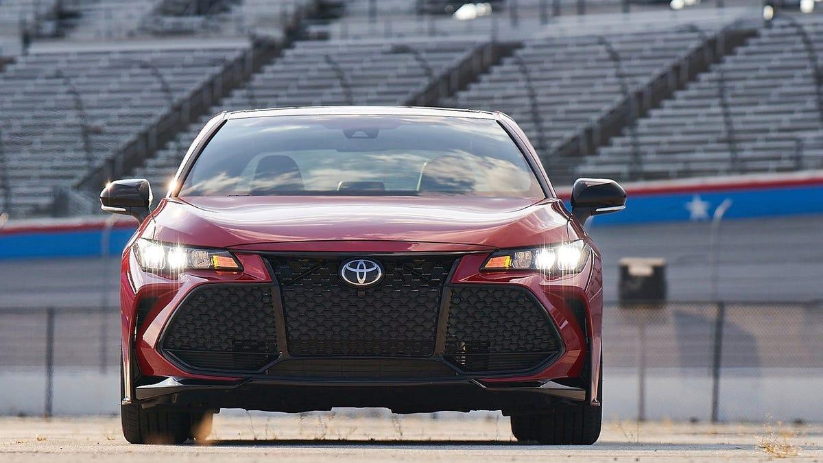 Tot: Amerikas dümmstes bestes Auto, der Toyota Avalon
