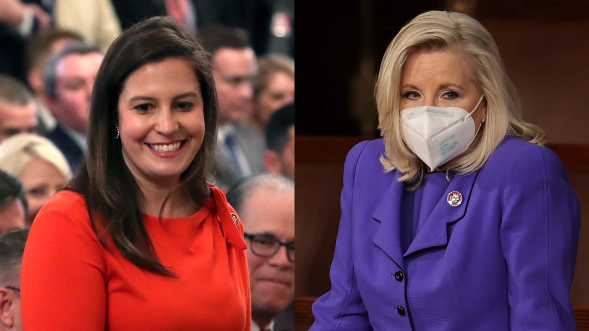 Republican Leadership Able to Identify At Least Two Women (But Only Like One)
