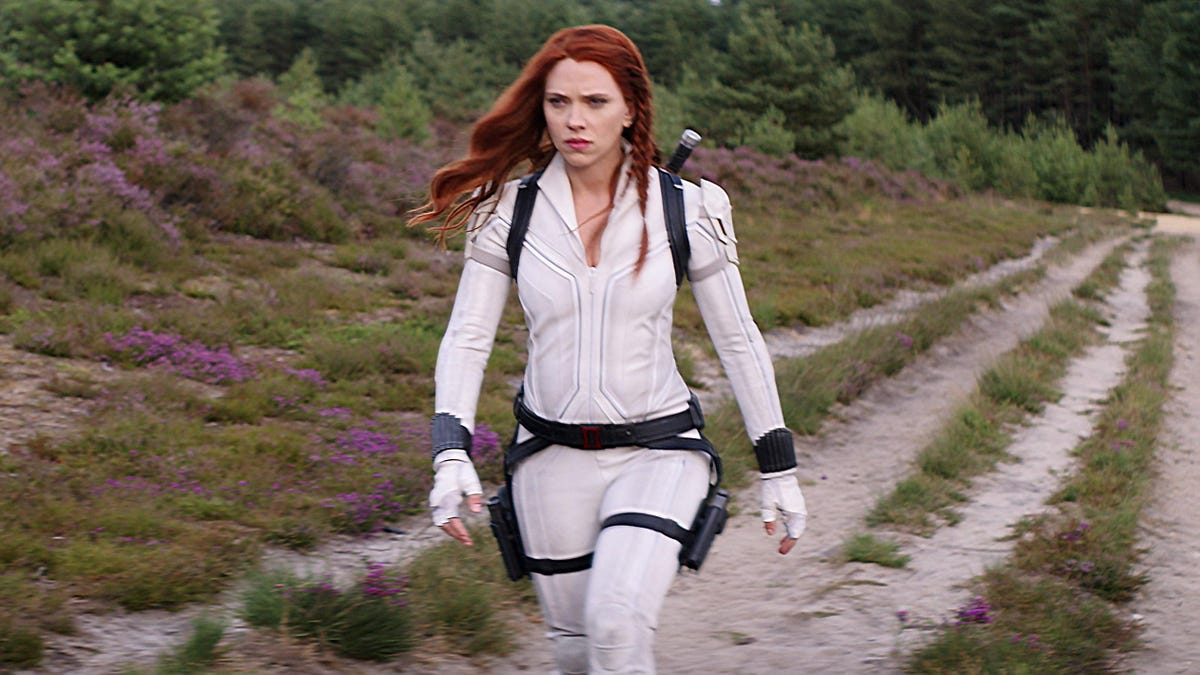 Black Widow Digital, DVD, Blu-ray Arriving Very Soon