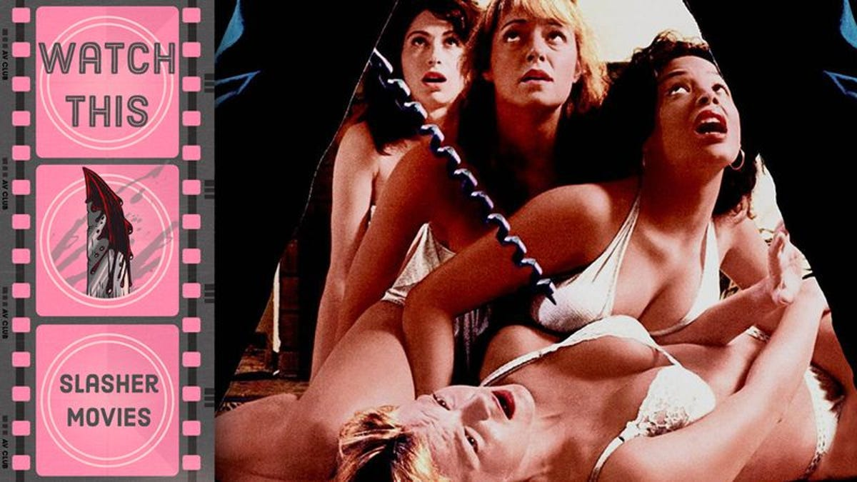 The Slumber Party Massacre offered a (somewhat) feminist spin on the slasher