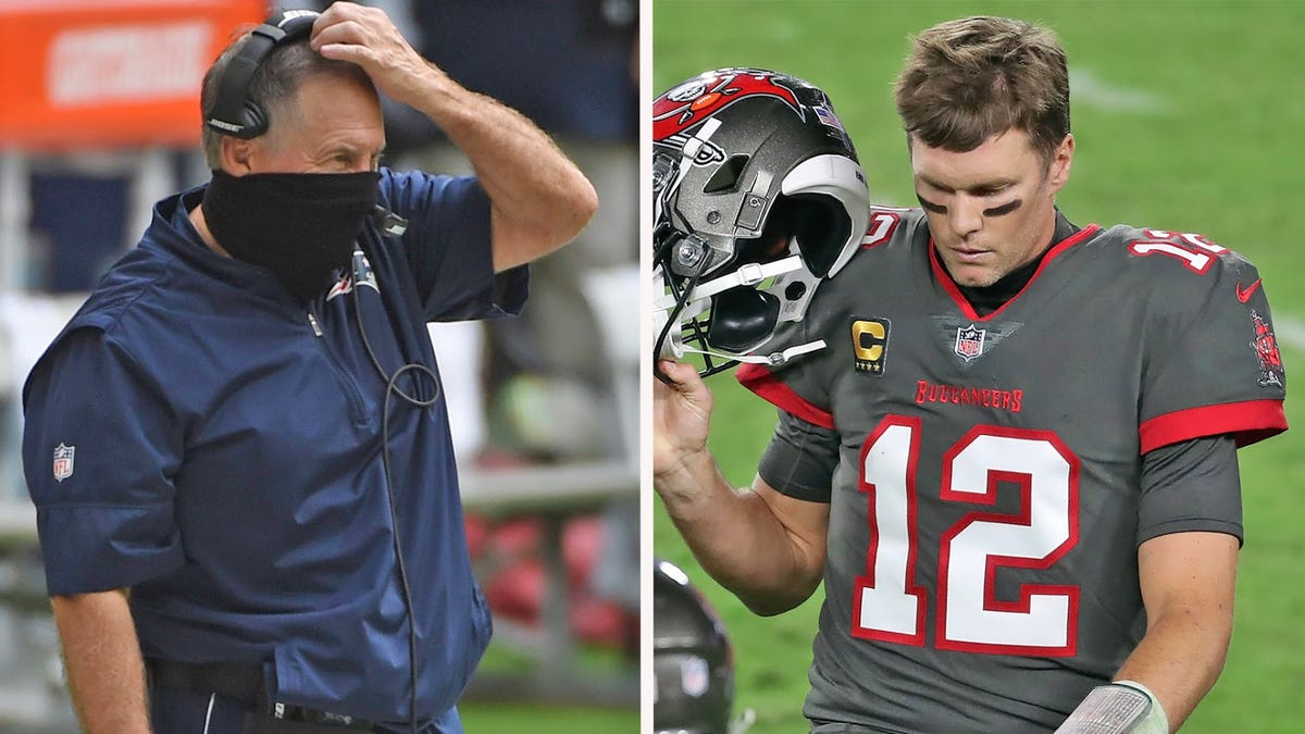 Maybe Bill Belichick and Tom Brady Just Need Eachother