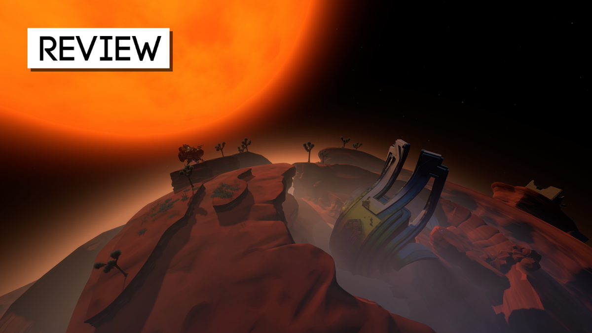 The Brilliant Outer Wilds Breaks Many Of Gaming's Unwritten Rules