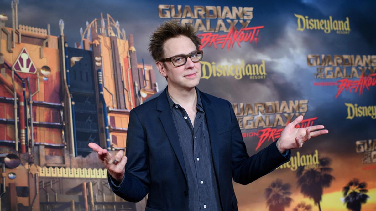 James Gunn updates fans on Guardians Of The Galaxy Vol. 3