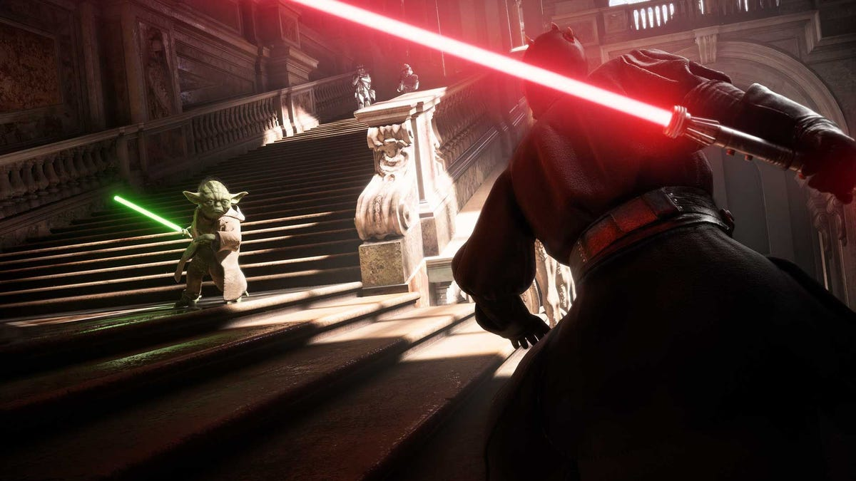 Sources: EA Canceled A Star Wars: Battlefront Spinoff Last Year