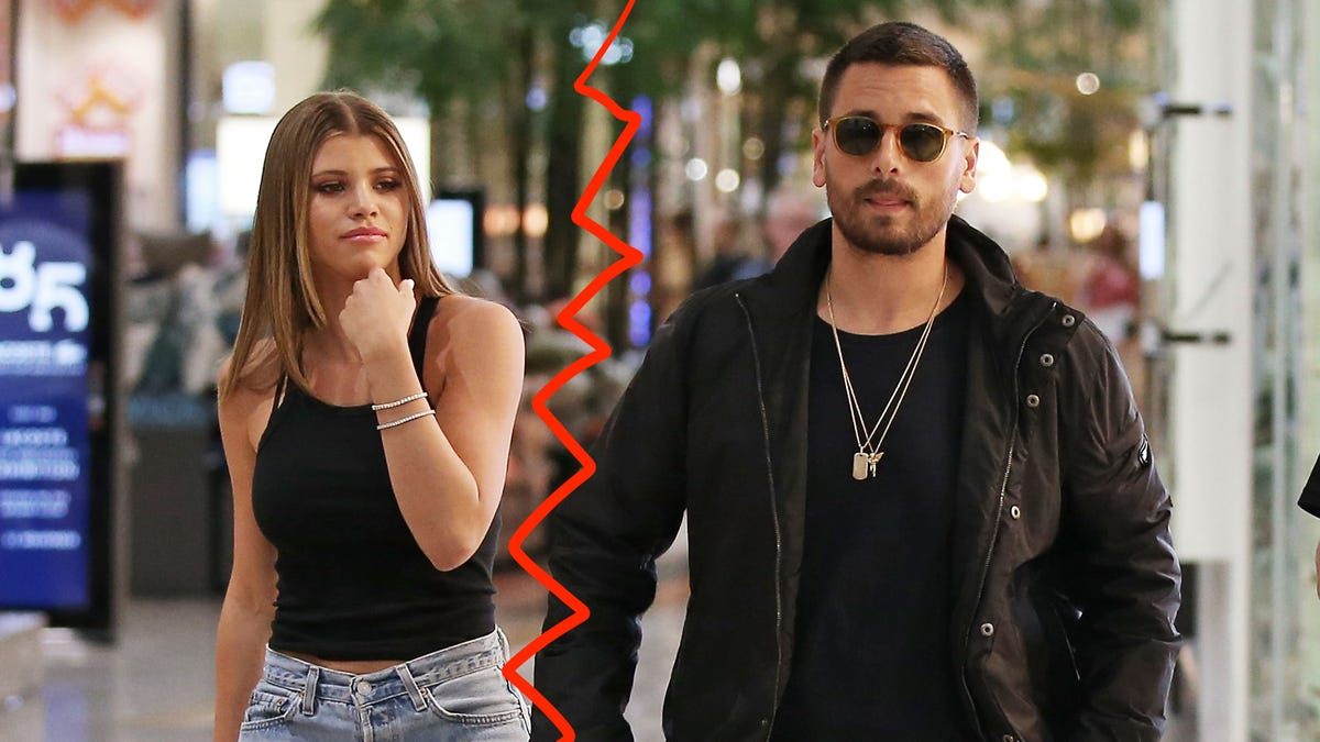 Sofia Richie Has Broken Up With Skeleton King...