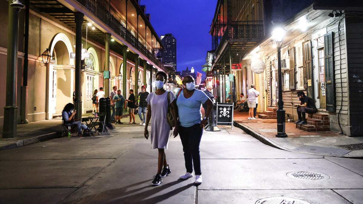 New Orleans to Require Vaccination or Negative Covid-19 Test to Enter Bars, Stadiums, and More thumbnail