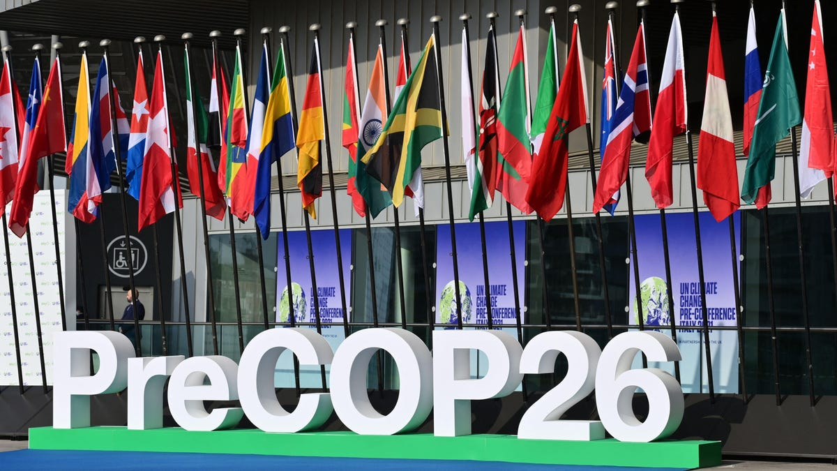 Your Guide to COP26, the World's Most Important Climate Talks