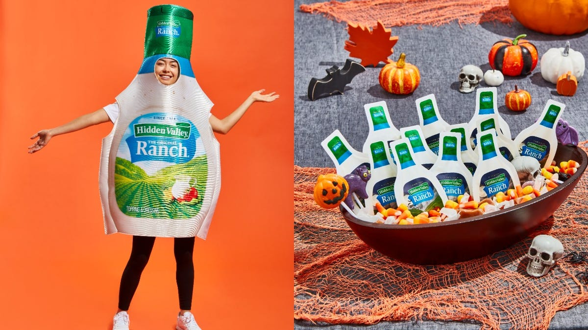 Have yourself a Hidden Valley Ranch Halloween