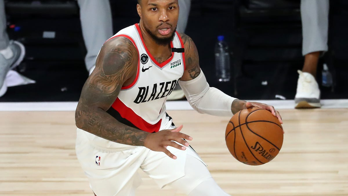 After 61-Point Outburst, Damian Lillard Demands NBA 'Put Some Respect on My MF Name!'