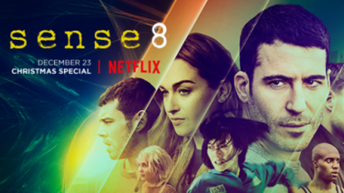 Sense8 Christmas Special.The Sense8 Christmas Special Is A Ridiculous Awesome Mess