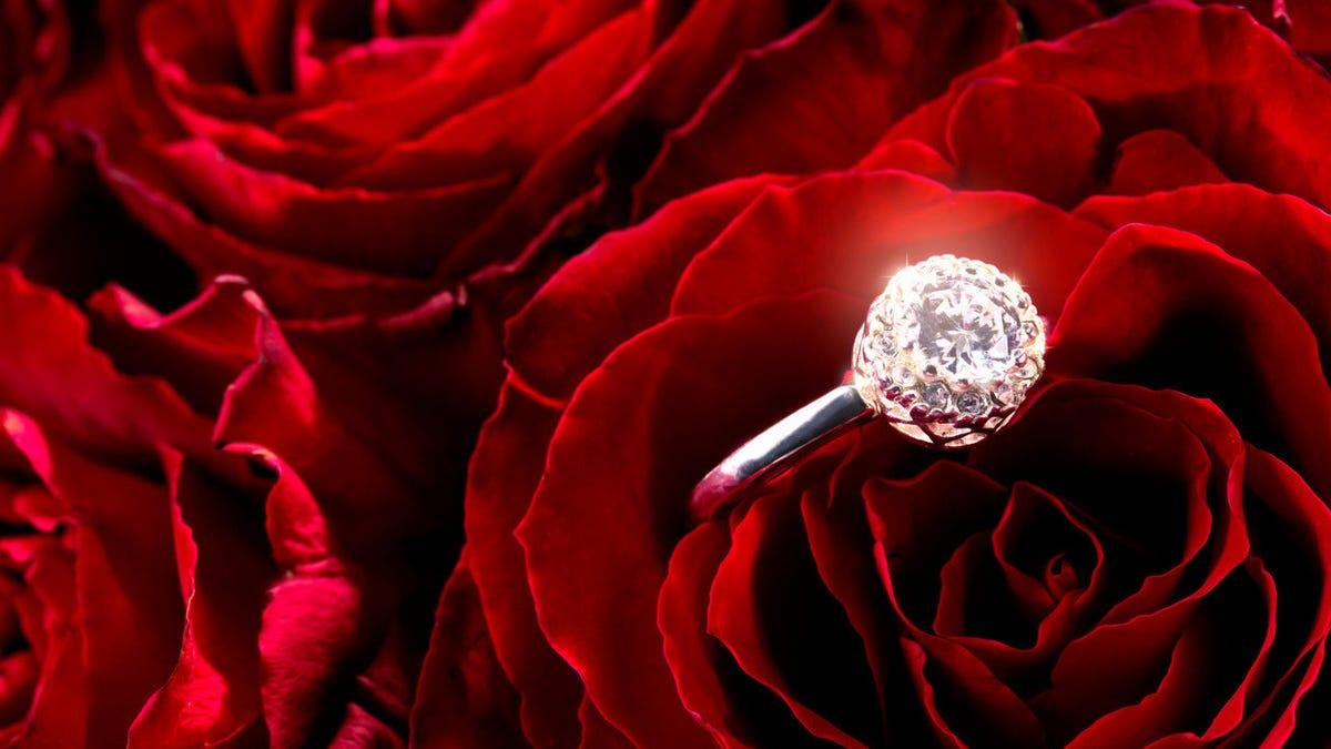 Woman eats engagement ring in dream self defense