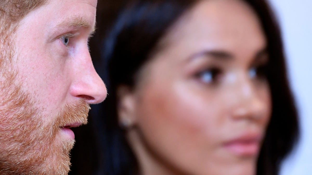 Will the `Royal` Go, Too? Meghan and Harry...