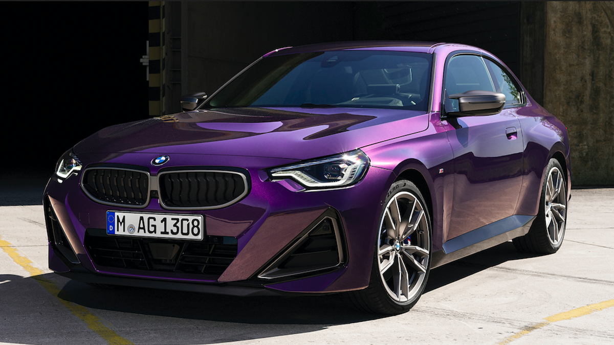 Which Car Company Has The Best Colors Right Now?