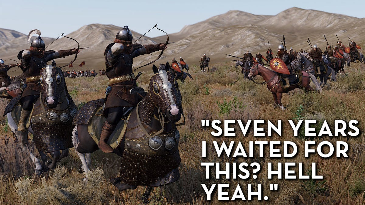 Mount & Blade II: Bannerlord, As Told By Steam Reviews