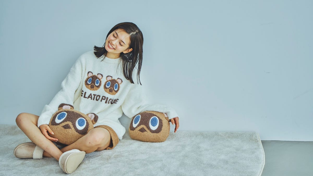 Cute Animal Crossing Clothing To Wear At Home