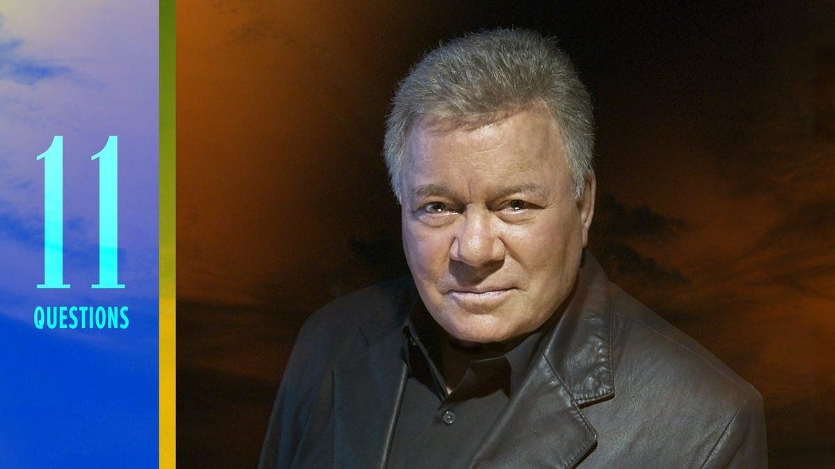 William Shatner would like to try on a cloak of invisibility