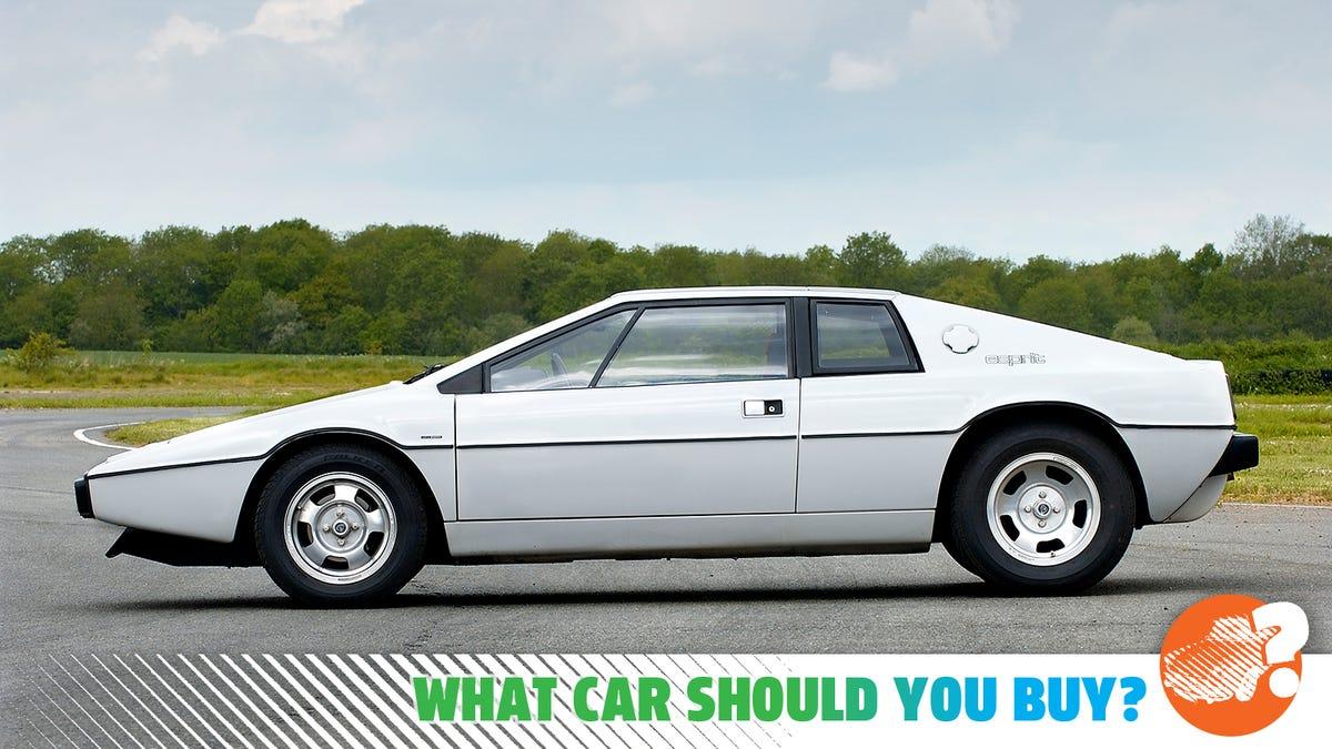 Ich tausche meinen langweiligen Subaru gegen einen futuristischen Wedge! Welches Auto soll ich kaufen?