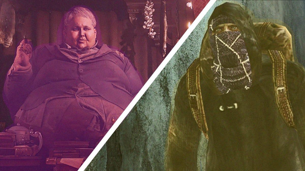Resident Evil Village vs Resident Evil 4: The Best Merchant