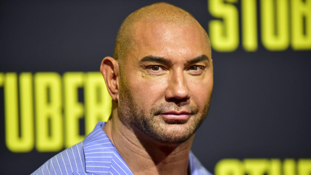 Dave Bautista dream role is to play Ernest Hemingway