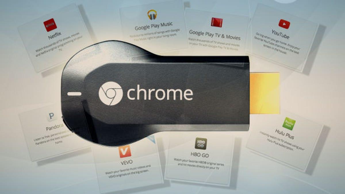 Las mejores aplicaciones que puedes usar con tu Google Chromecast