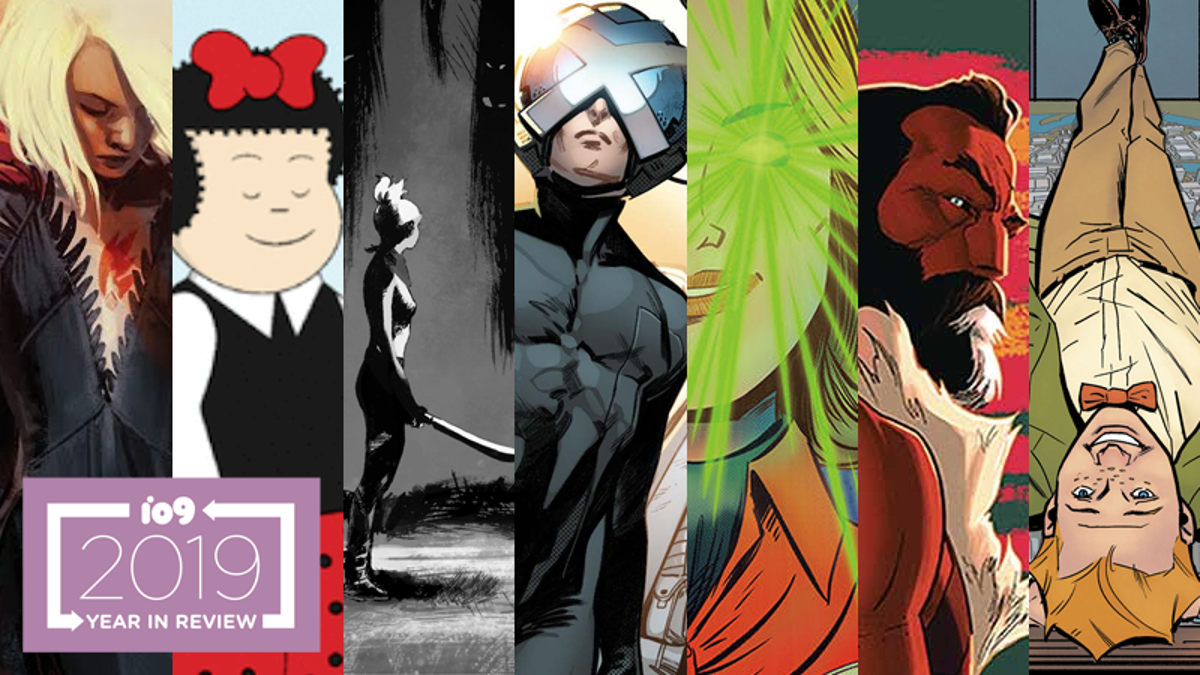 Our Favorite Comics of 2019
