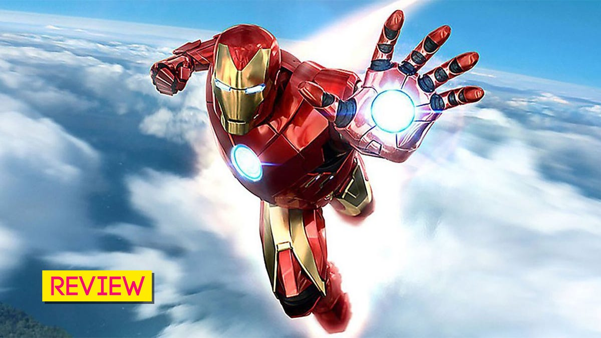 Iron Man VR: The Kotaku Review