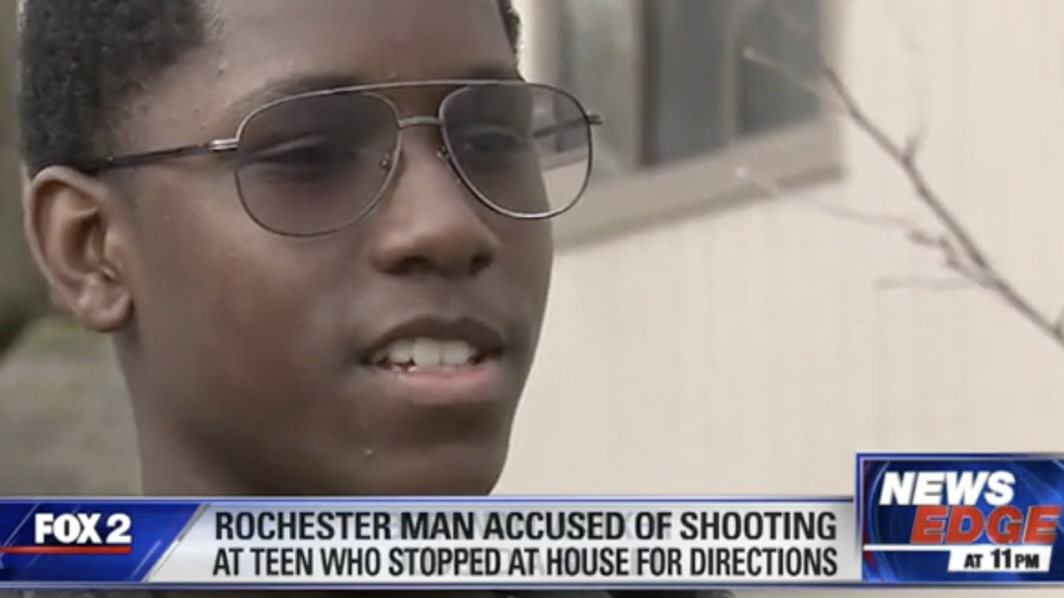 Black Teen Who Missed Bus to School Gets Shot at While Trying to Ask for Directions