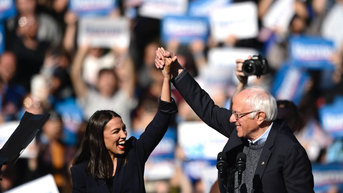 AOC and Bernie's Green New Deal Aims to Change Our Relationship With Public Housing
