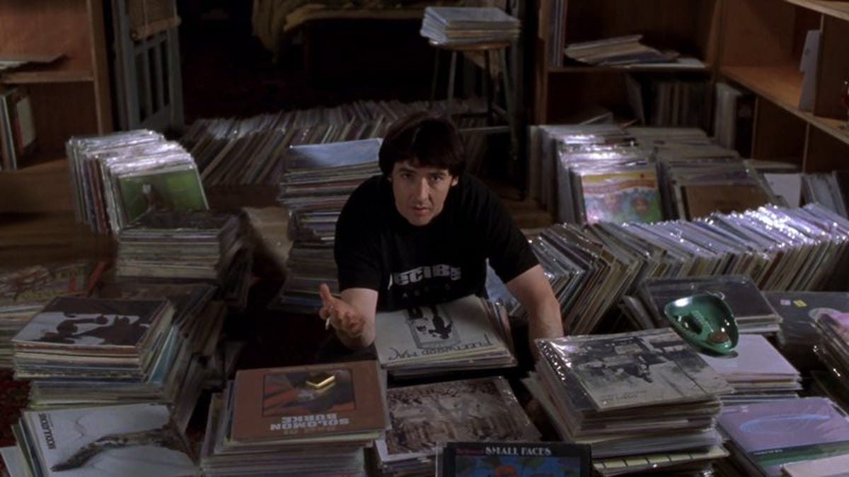 High Fidelity Captured The Snob S And The Soundtrack S