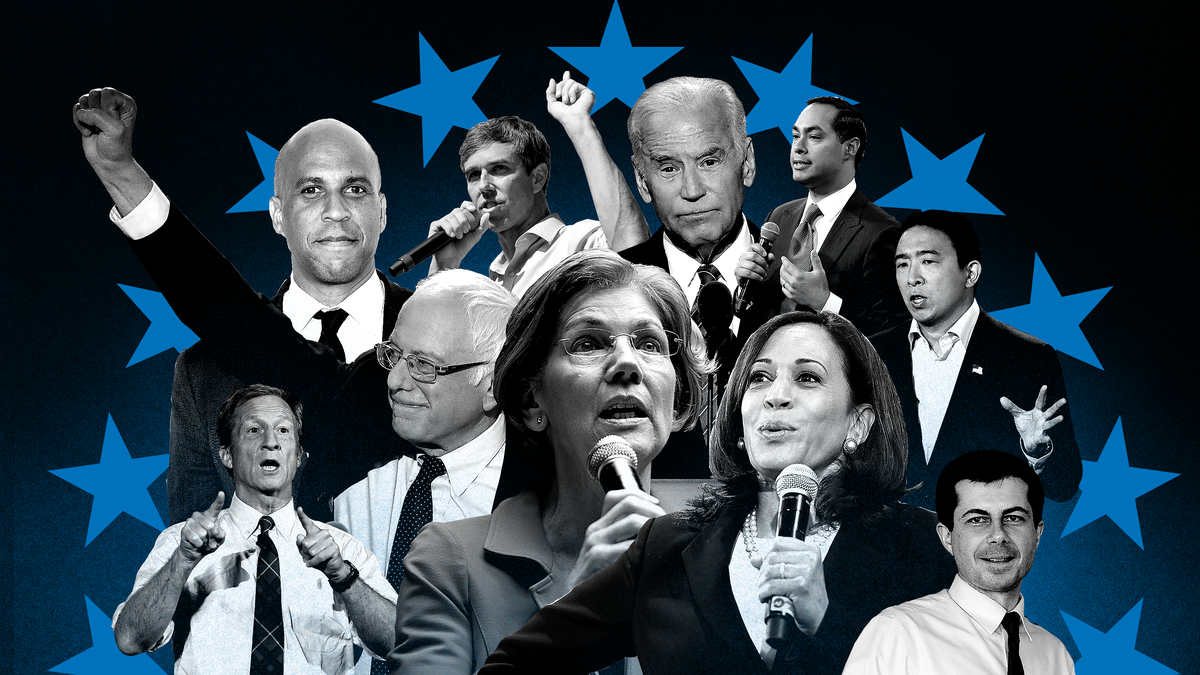 Bernie Can't Say Our Name, Beto Has No Shame, and Biden Can't Be Tamed: 2020 Presidential Black Power Rankings Week 14