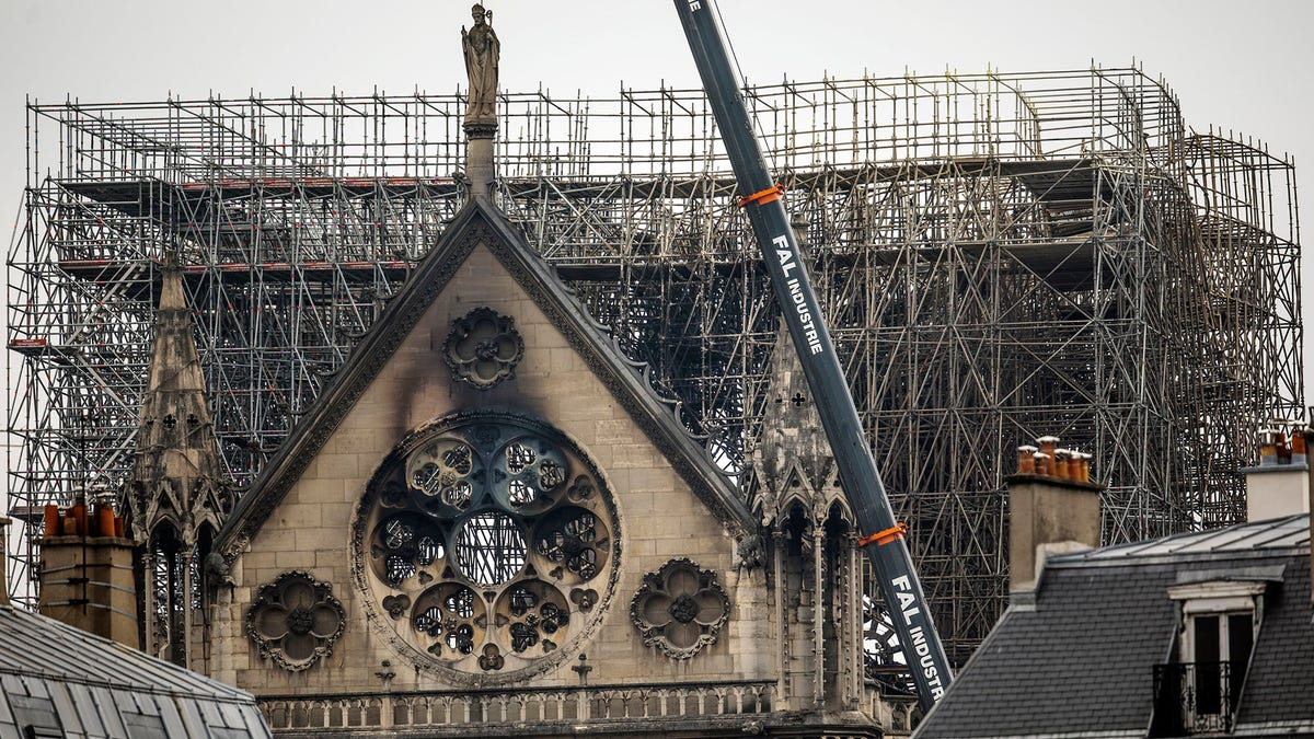 Investigators Trace Cause Of Notre Dame Fire To Cathedrals