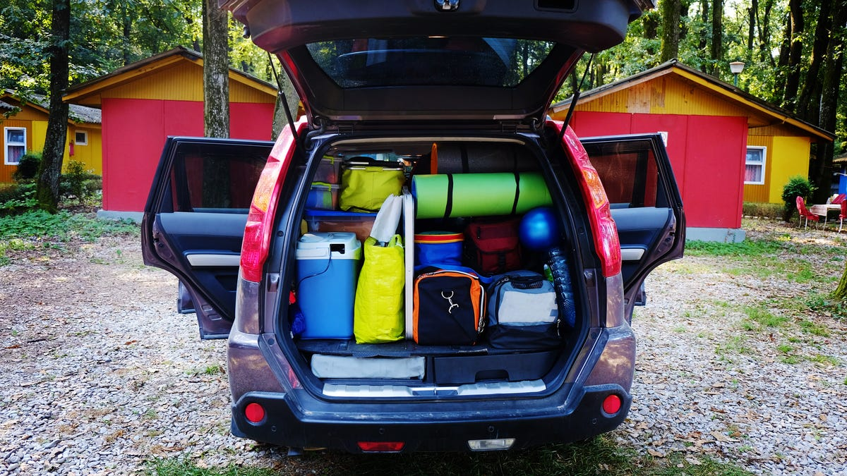 The Best Ways to Survive a Road Trip With Small Children