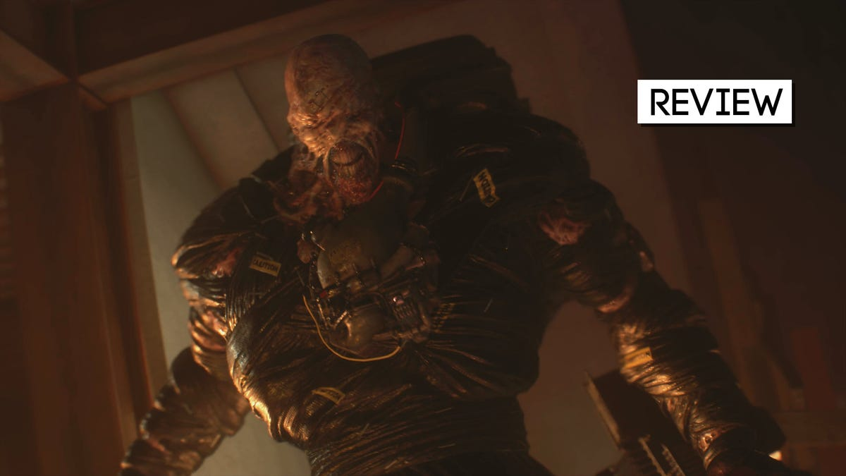 Resident Evil 3: The Kotaku Review