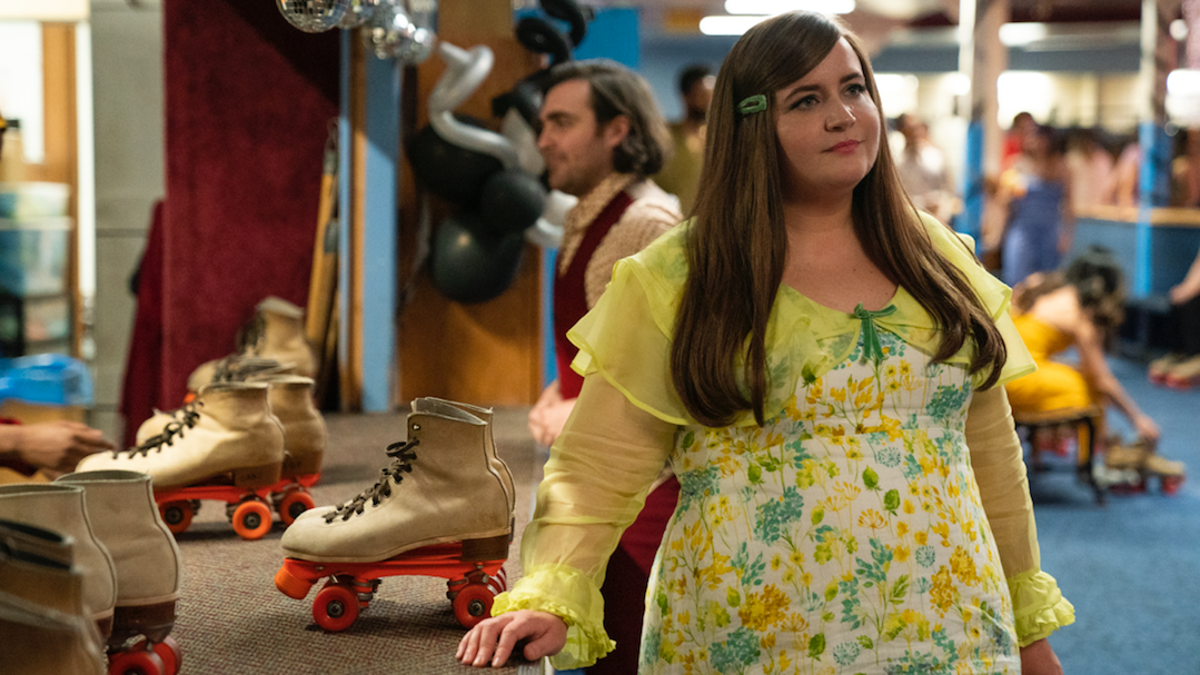 Hulu's first look at Shrill season 2 includes roller skates and more amazing outfits