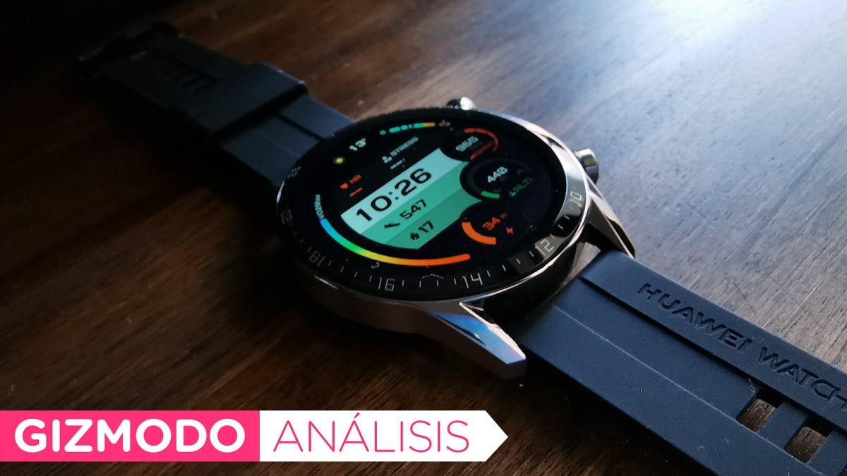 El Huawei Watch GT2 es un reloj deportivo que te enamorará si puedes vivir con su gran fallo de software