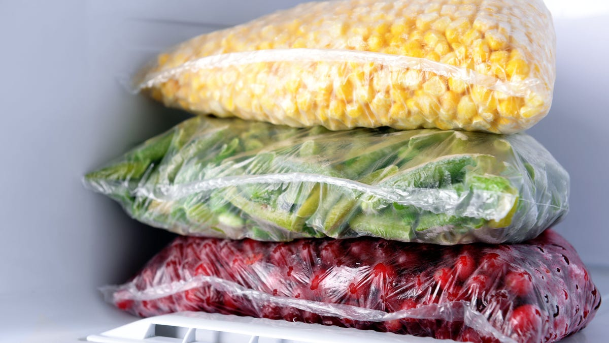 Is Frozen Produce Less Nutritious Than Fresh?