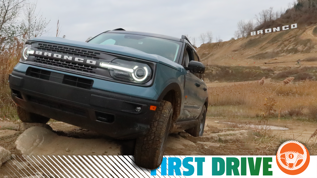 The 2021 Ford Bronco Sport Has Everything It Needs To Compete With Jeep On- And Off-Road
