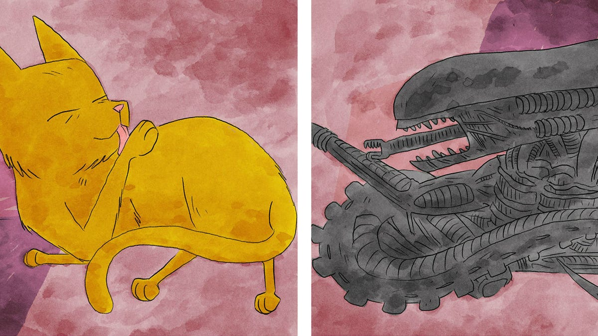 Jonesy From Alien Now Has His Own Illustrated Book, and We've Got Your First Look