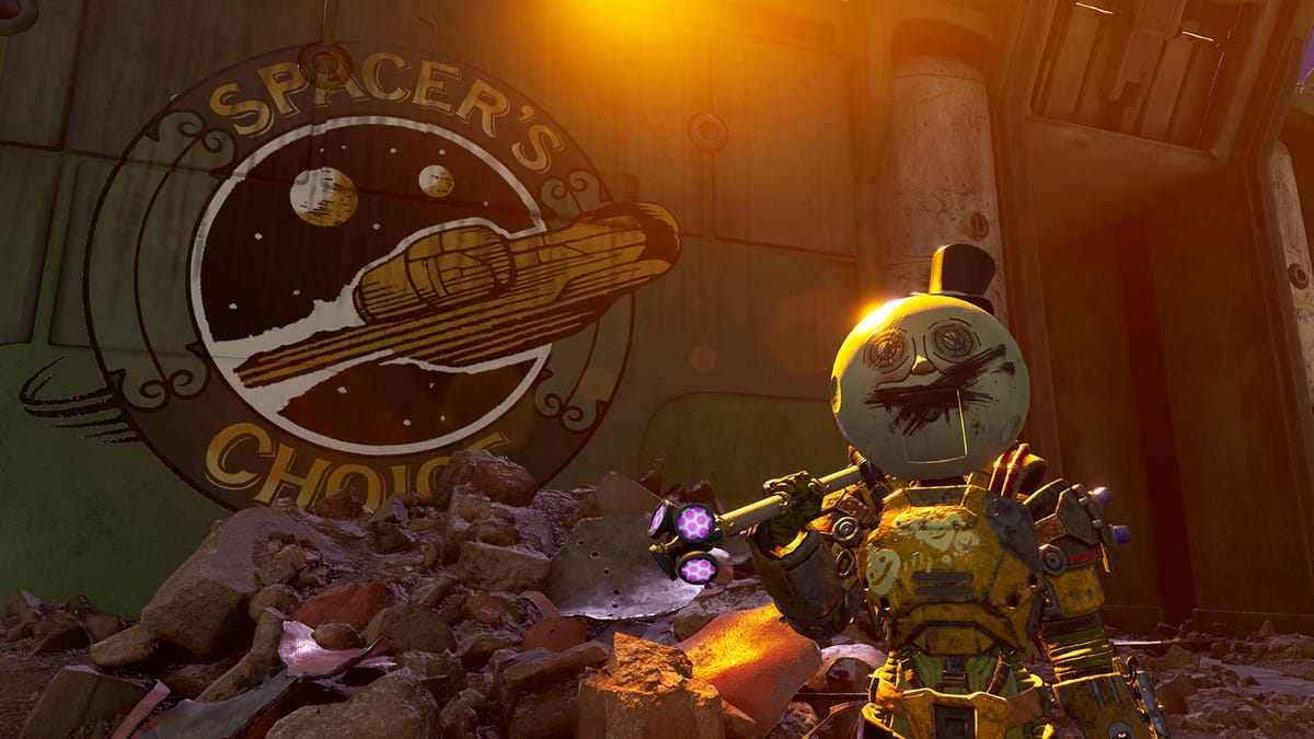 The Outer Worlds' First DLC Is Too Cynical For Its Own Good - Kotaku
