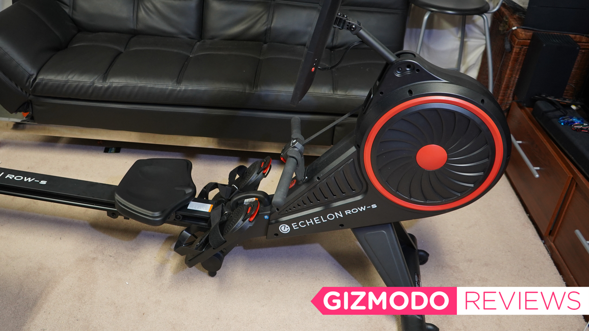 Echelon's Connected Rowing Machine Proves Content Is Key