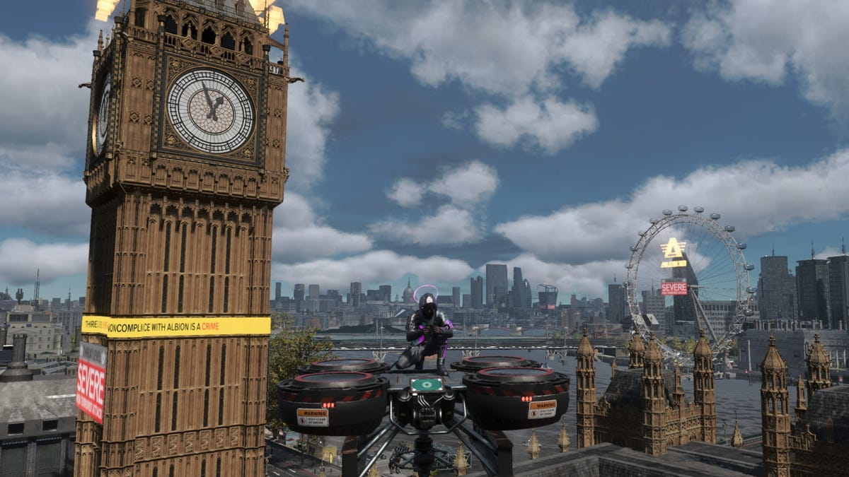 Let S See How Accurate Watch Dogs Legion S London Really Is