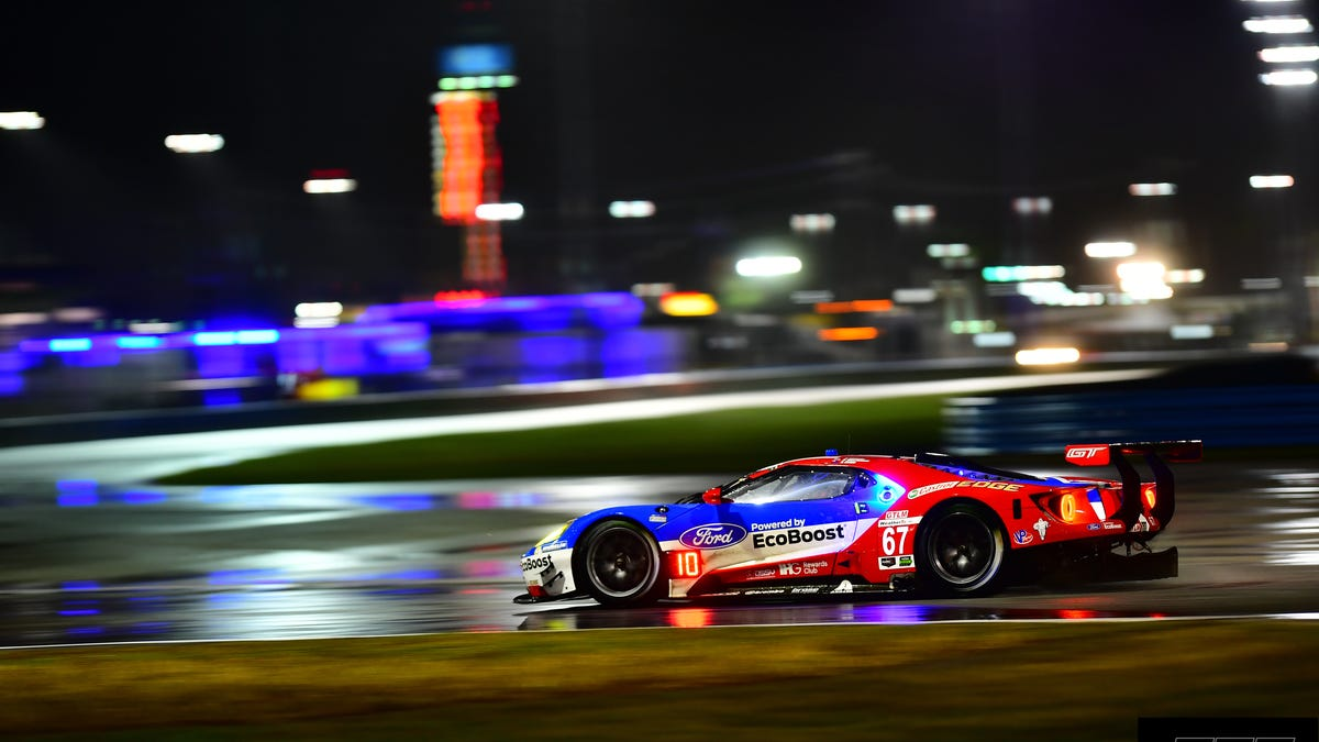Ridiculously Awesome Ford GT Wallpaper
