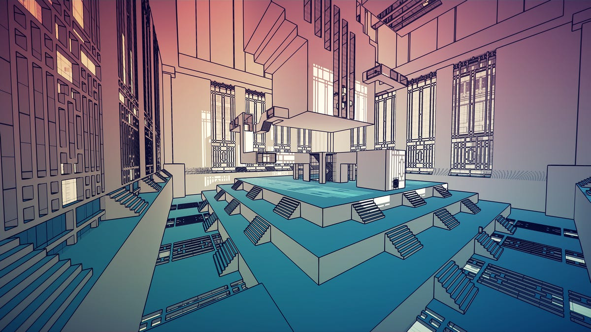 Manifold Garden Is A Puzzle Game About Infinity, No Big Deal